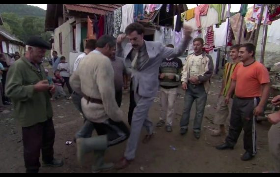 Borat's Disco Dance