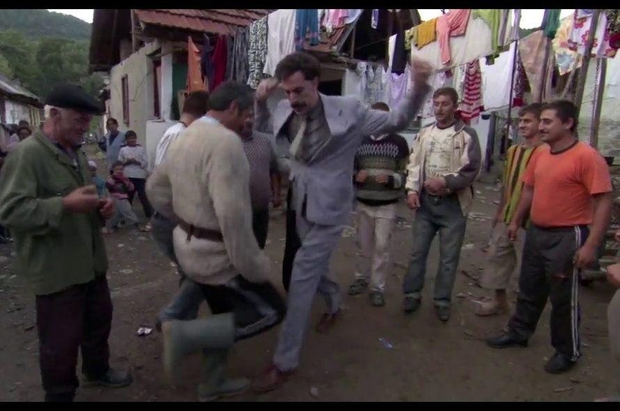 Borat's Disco Dance